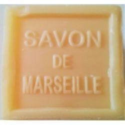 Savon de Marseille beige cube 300 grammes à l'huile de palm