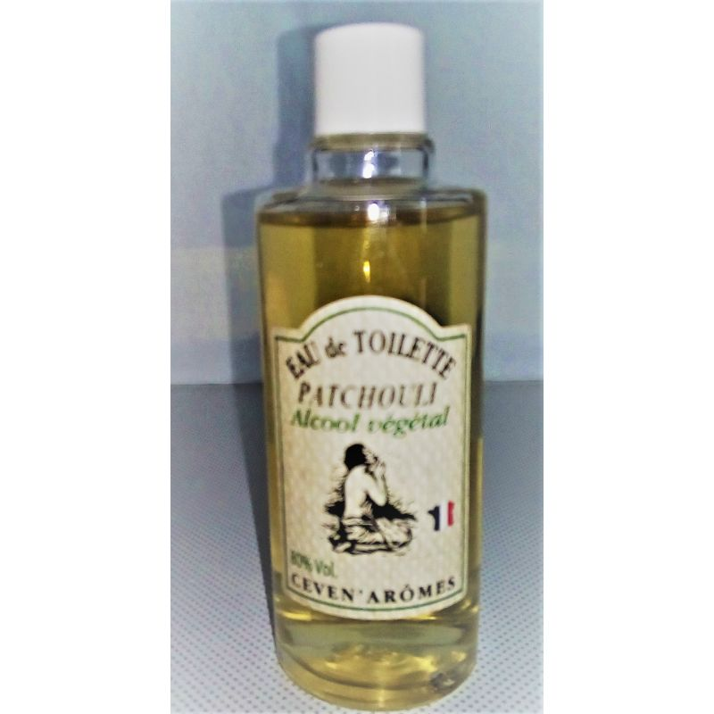 eau de toilette 50 ml patchouli recharge